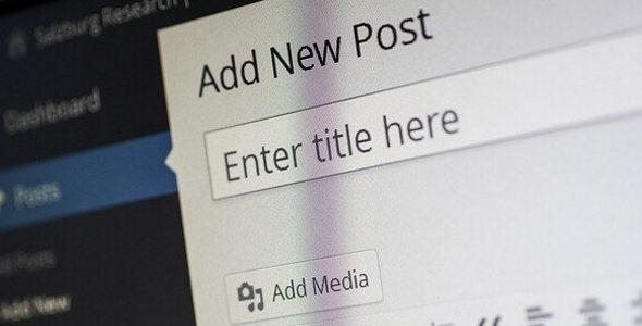 WordPress: Revisionen limitieren oder deaktivieren